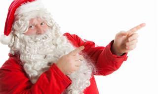 Piada: A verdadeira identidade do Papai Noel