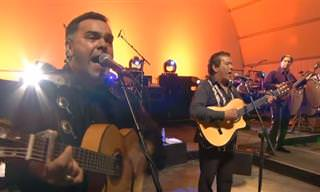 "Dance ao Som do Hit ""Bamboleo"", dos Gypsy Kings!"