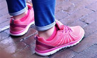 Como Escolher os Sapatos Corretos Para Você!