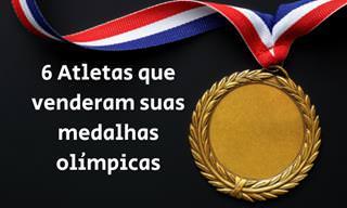 O preço do ouro olímpico: 6 atletas que venderam medalhas
