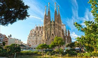 Você já visitou Barcelona? Ainda não? Assista o vídeo!