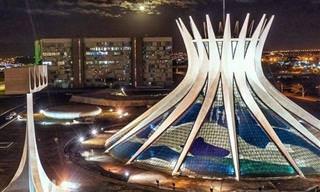 Imagens de Brasília como você nunca viu