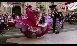 Um Musical de Folclore Mexicano Acontece na Itália