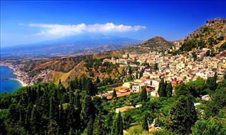 Sicília, uma jóia preciosa no Mar Mediterrâneo