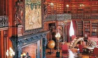 Incríveis Bibliotecas Particulares