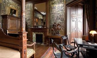 Uma mansão descoberta após 100 anos - Maison Mantin