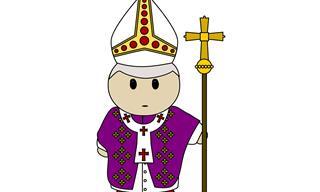 Piada do Dia: O Papa no Céu