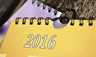 Teste Seus Conhecimentos: O Que Aconteceu de Importante em 2016?