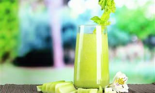 Quais São os Benefícios do Suco de Aipo Para Saúde?