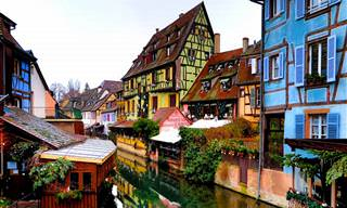 Conheça os Vilarejos Mais Lindos da Europa!