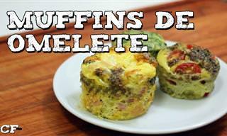 Você Já Conhece o Omelete de Forno? A Receita Mais Prática e Deliciosa Que Você Já Viu!