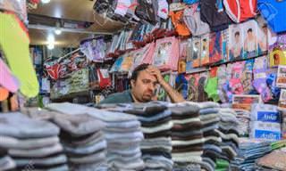 Piada: Quando homens compram cuecas