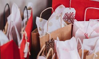 Preso Por Fazer Compras de Natal
