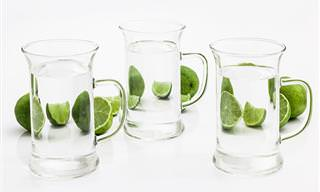 Água com limão faz bem ou mal a saúde?