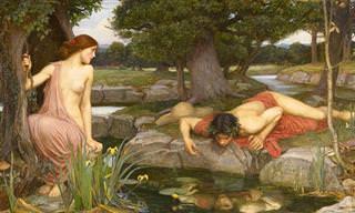 A fascinante arte inspirada pela mitologia grega