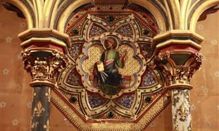 14 Belas Imagens da Igreja Sainte-Chapelle