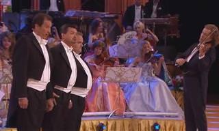 Só André Rieu pode fazer jus a este clássico italiano!