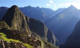 Vamos Fazer um Deslumbrante Passeio por Machu Picchu?