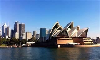Um passeio aéreo pela terra dos cangurus: Austrália!