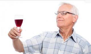 Piada: Um Provador de Vinhos Muito Talentoso