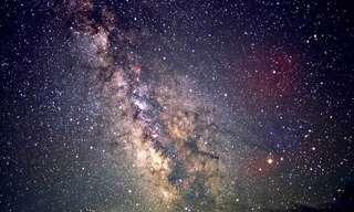 Beleza Sob A Luz Das Estrelas