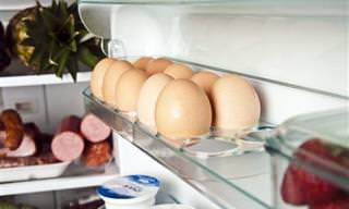 Guia: Qual o Melhor Lugar Para Armazenar Ovos