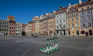 15 imagens de cidades europeias em quarentena