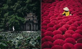 Fotos de aspectos da Ásia que a gente não vê