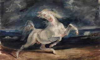 O Artista e o Cavalo: 10 Impressionantes Obras de Arte