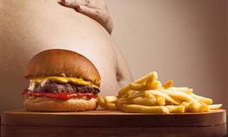 É Mais Difícil Perder Peso Quando Você É Obeso