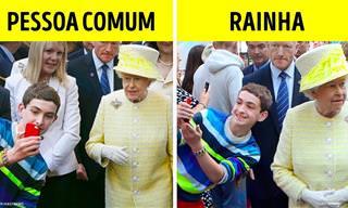 Coisas que a Rainha Elizabeth II nunca fez na vida