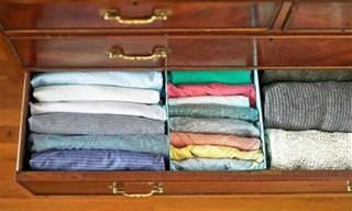 17 Dicas Muito Práticas Para Organizar a Sua Casa Inteira!