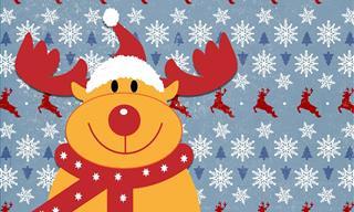 Envie um Cartão de Natal a Quem Você Ama!