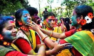 O Lado Mais Belo e Colorido da Índia!