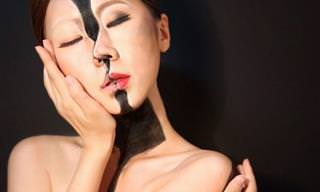 Essa Artista Sul-Coreana Tem um Talento Inigualável