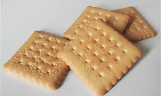 Os biscoitos murcharam? Não jogue-os fora!