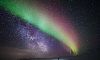 Essas fotos do Ártico são de tirar o fôlego!