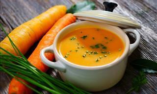 Os Incríveis Benefícios do Consumo de Cenoura
