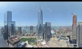 Veja a Construção do One World Trade Center