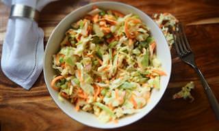 Coleslaw, Uma Salada Saborosa e Fácil de Fazer