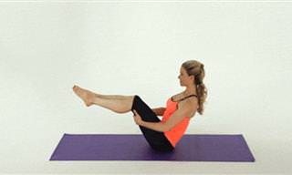 Seque a Barriga Com Esses 5 Exercícios Abdominais