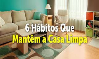 Hábitos Simples Que Vão Deixar Sua Casa Sempre em Ordem