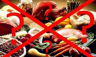 Fiquem Atentos aos 11 Sinais de Intolerâncias Alimentares!