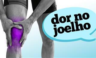 Agora eu descobri por que meu joelho dói tanto!