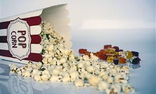 Piada do Dia: Uma Romântica Sessão de Cinema!