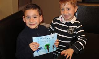 As Histórias Emocionantes de Crianças Caridosas