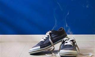 6 Ótimas Dicas Para Se Livrar Do Mau Cheiro Dos Pés
