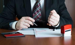 Piada: O assessor de gabinete
