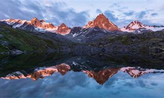 Aprecie a beleza do Alasca nesse passeio em time-lapse