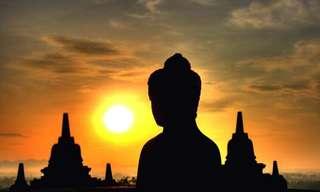 O Incrível Templo da Montanha de Borobudur